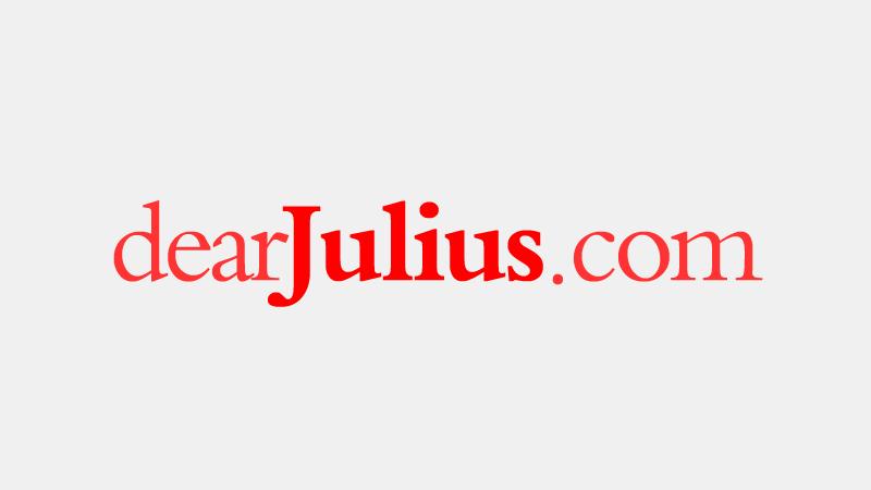 dearJulius.com Logo