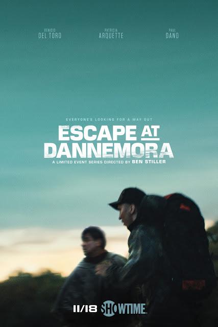 Escape At Dannemora (2018-) ταινιες online seires oipeirates greek subs