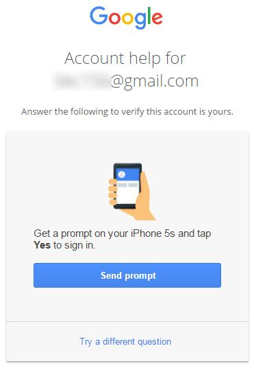 how to get password of gmail account of others
