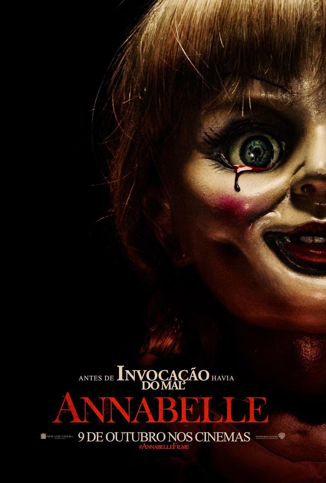 Annabelle (2014) ตุ๊กตาผี [HD]