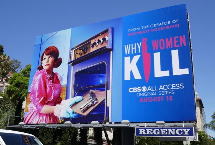 Ginnifer Goodwin Why Women Kill billboard