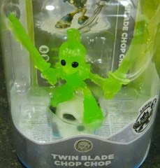 Green Skylander Figurines