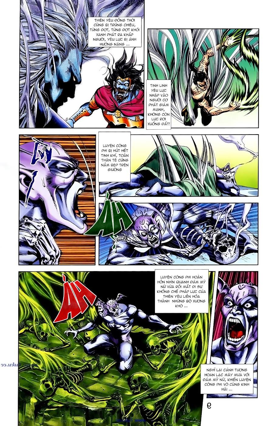 Cơ Phát Khai Chu Bản chapter 102 trang 10