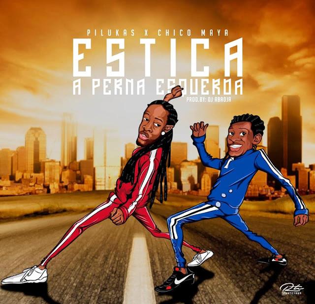 Os Pilukas Feat Chico Maya - Estica A Perna Esquerda (Afro House)