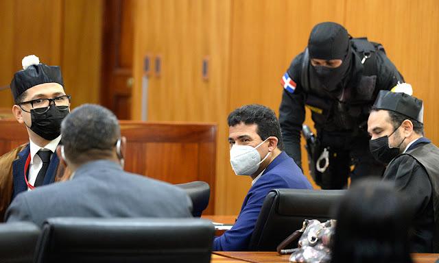 Magistrada decidió prisión por 18 meses contra los implicados en caso Coral