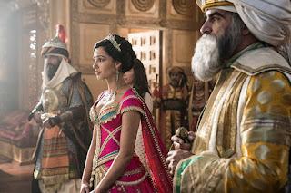 Download Aladdin (2019) Dual Audio HDRip 720p   MoviesBaba 1