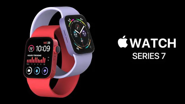 Apple Watch 7 has many new features inside a traditional design.