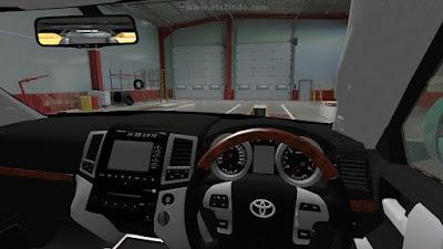 Mod Mobil Toyota Land Cruiser VX.R V8 ETS2 1.36, 1.40, 1.41
