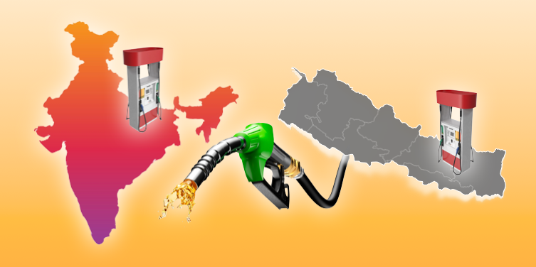 petrol price in nepal