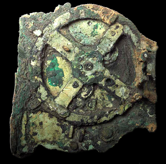 Antikythera Mechanism images
