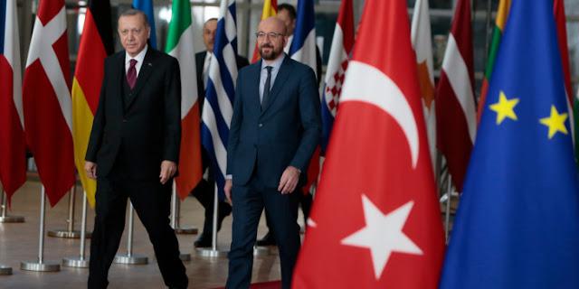 Όταν η τουρκική θρασυδειλία συναντά τη γελοιότητα!