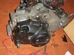 Mesin motor supra