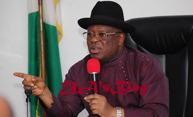 APC rally: Don't near Ebonyi Stadium – Umahi warns minister's faction