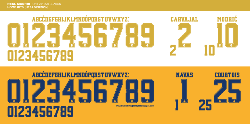 29+ Download Font Real Madrid 2021 Gif