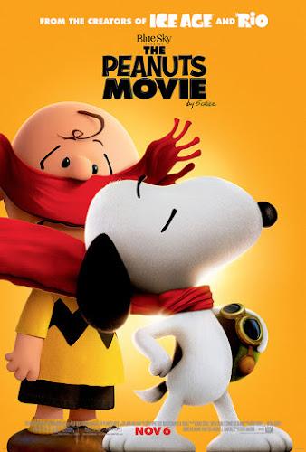The Peanuts Movie (BRRip 1080p Dual Latino / Ingles) (2015)
