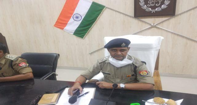 Navagat Police Adhikshak Ne Ki Durga Bhabhi Sabhagar Se Press Vaarta News Vision