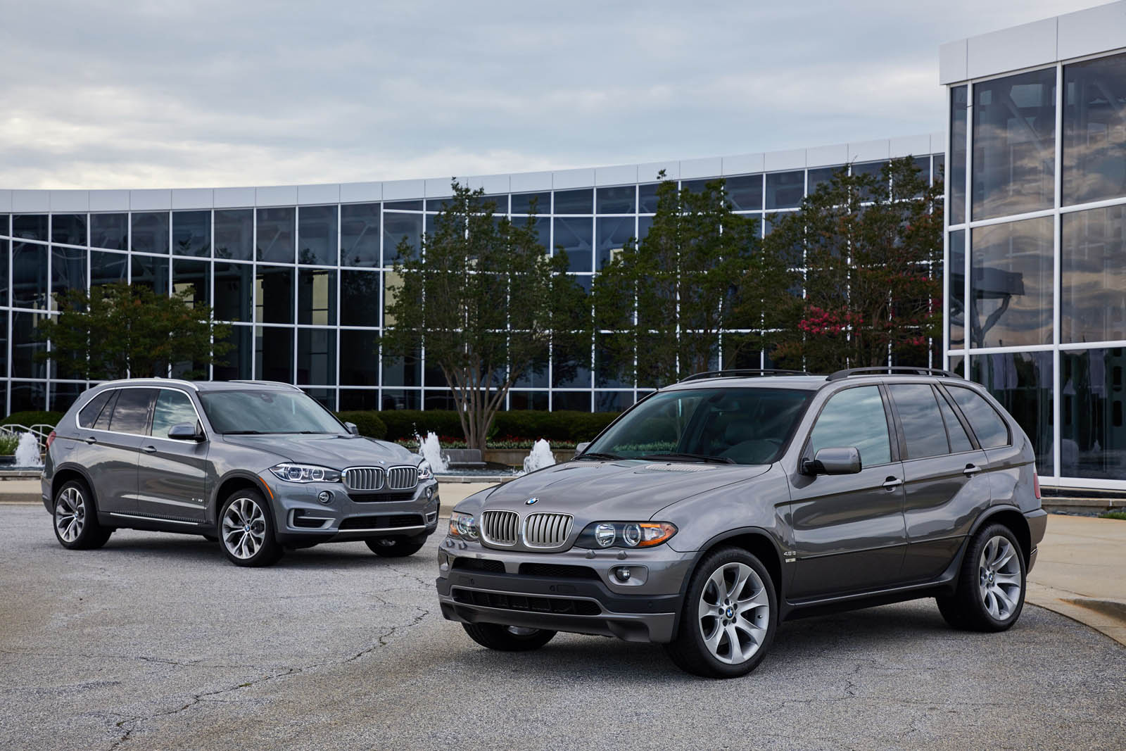 Bmw Plant Spartanburg >> BMW X7 Confirmed For Launch Late Next Year