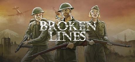 Broken Lines-GOG