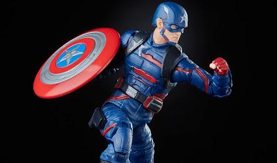 Marvel Legends The Falcon & The Winter Soldier John F. Walker Captain America