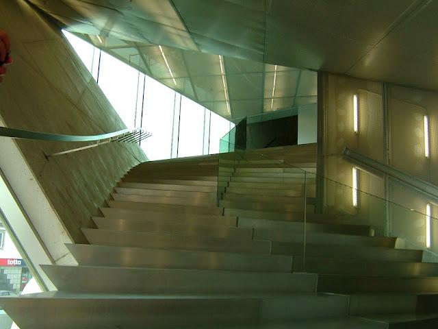 Acesso à Casa da Música no Porto