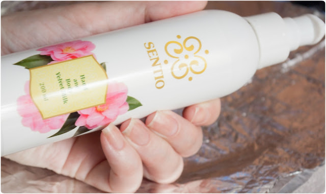 Sentio Hand and Body Velvet Milk
