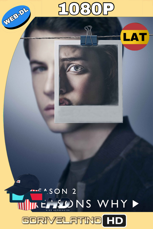 Por trece razones Temporada 2 (2018) (13/13) WEB-DL 1080p (Latino-Inglés) MKV