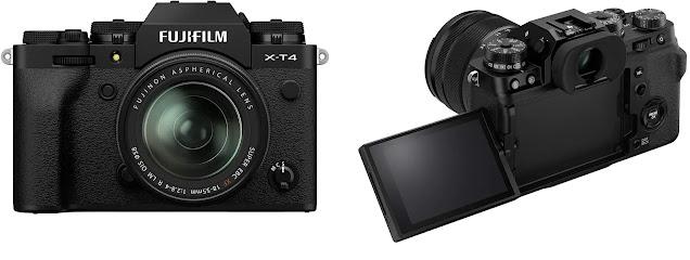 Fujifilm X-T4 Mirrorless Digital Camera review