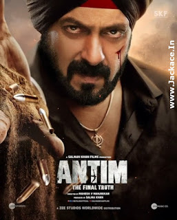 Antim – The Final Truth First Look Poster 4
