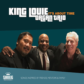 "King Louie Organ Trio: ""It's About Time"" / stereojazz"