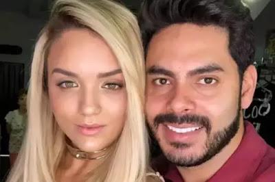 Ex-marido de Rafa Kalimann explica demora de 2 anos para assinar divórcio