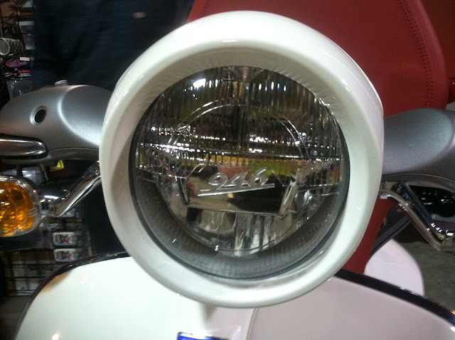 Vespa 946 headlight