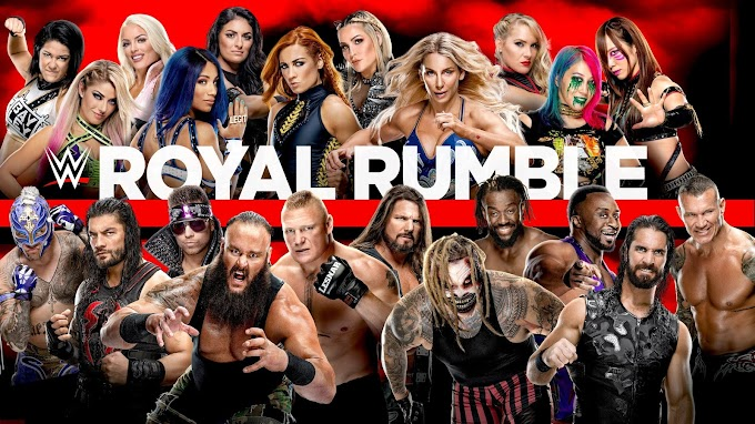 Replay: Royal Rumble em Português 26/01/2020