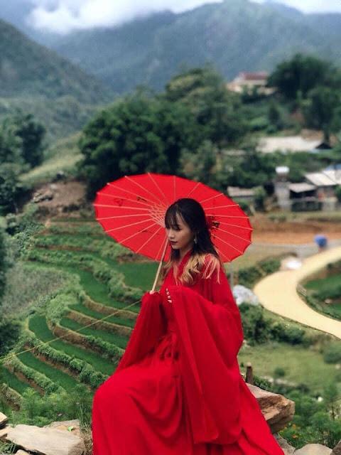 Cho thuê trang phục dân tộc Sa Pa