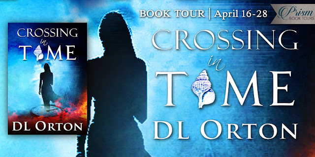 We're launching the Book Tour for CROSSING IN TIME by D.L. ORTON!