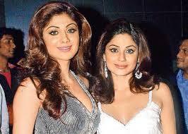 Shilpa Shetty dan Shamita Shetty