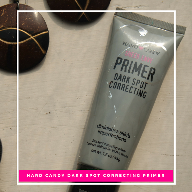 makeup bag mondays hard candy dark spot correcting primer