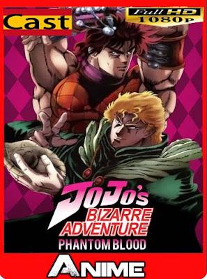 JoJo's Bizarre Adventure: Phantom Blood HD [1080P] Castellano [GoogleDrive-Mega]dizonHD