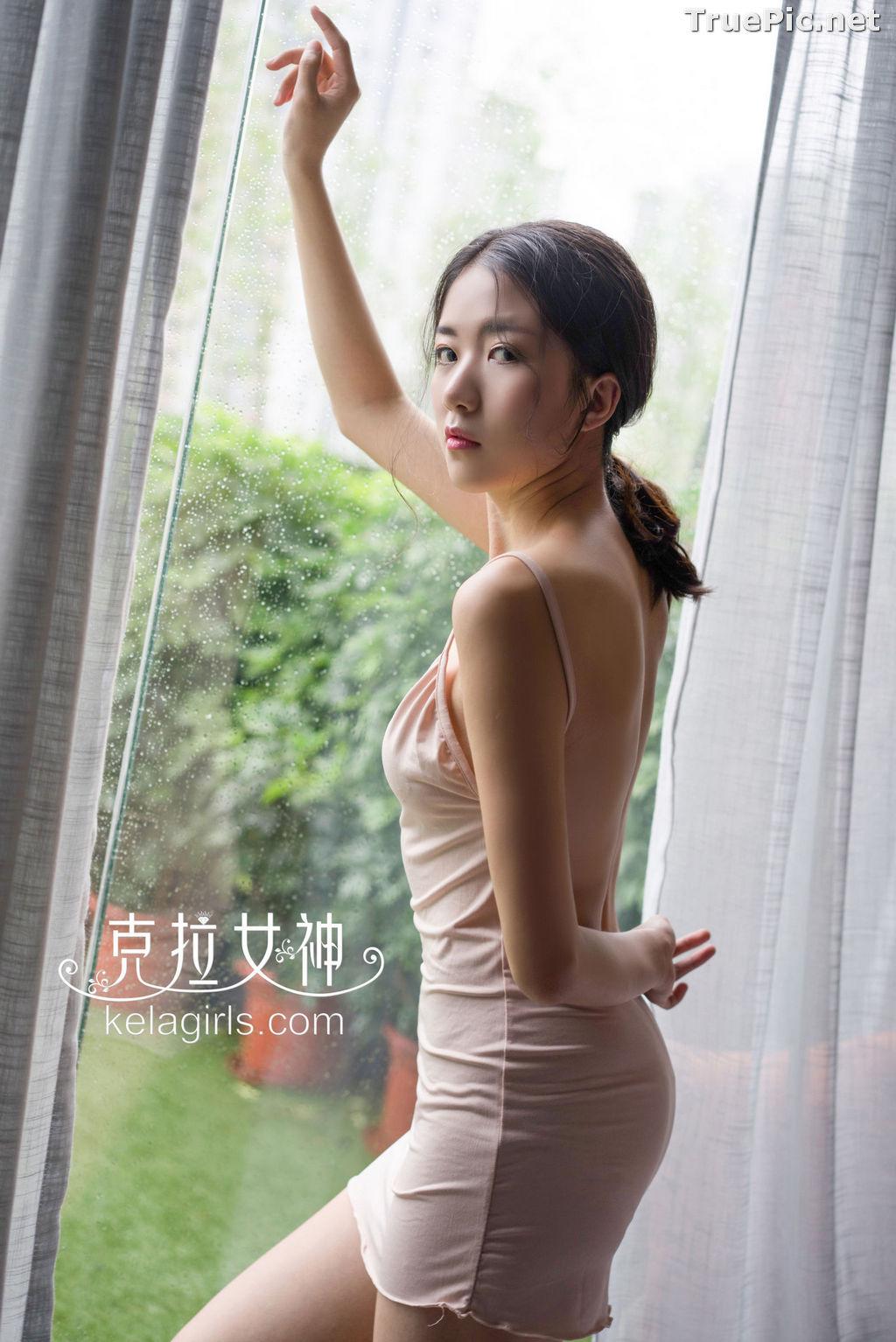 Image KelaGirls 克拉女神 – Chinese Model Ning Ning – Home School Girl Photo Album - TruePic.net - Picture-7