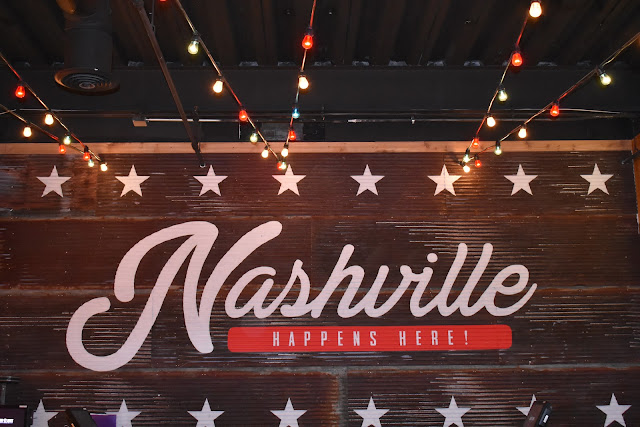 Nashville Happens Here - Taylor A Mead