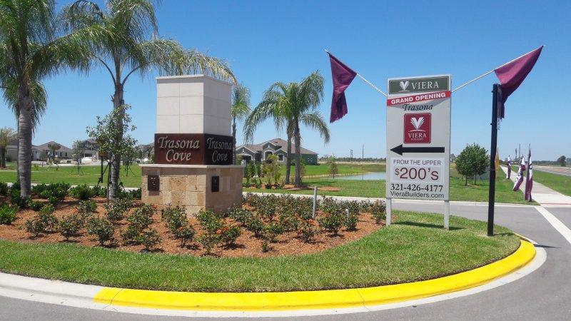 Grand Opening Trasona Cove Viera FL
