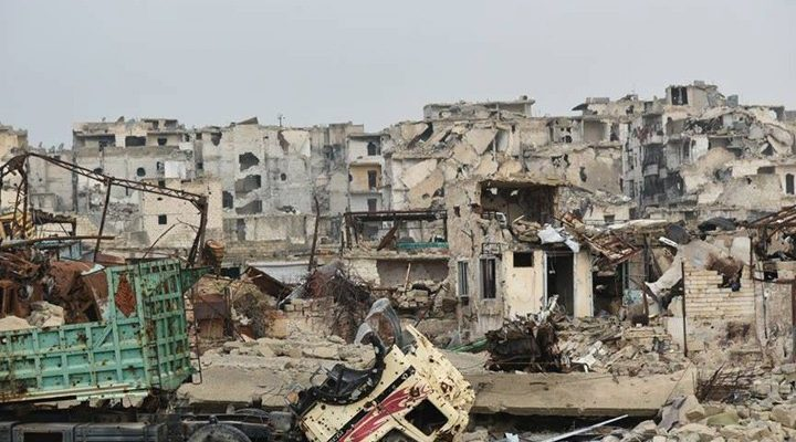 """Συρία: Από την αραβική """"άνοιξη"""" στον ισλαμιστικό """"χειμώνα"""""""