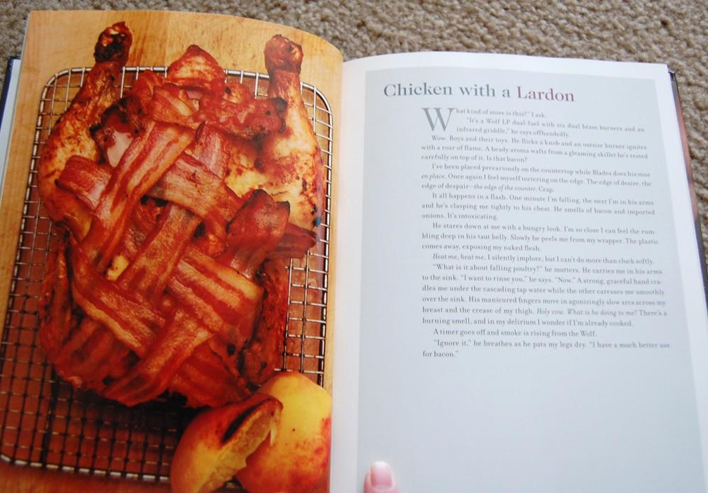 50 shades of chicken recipe book