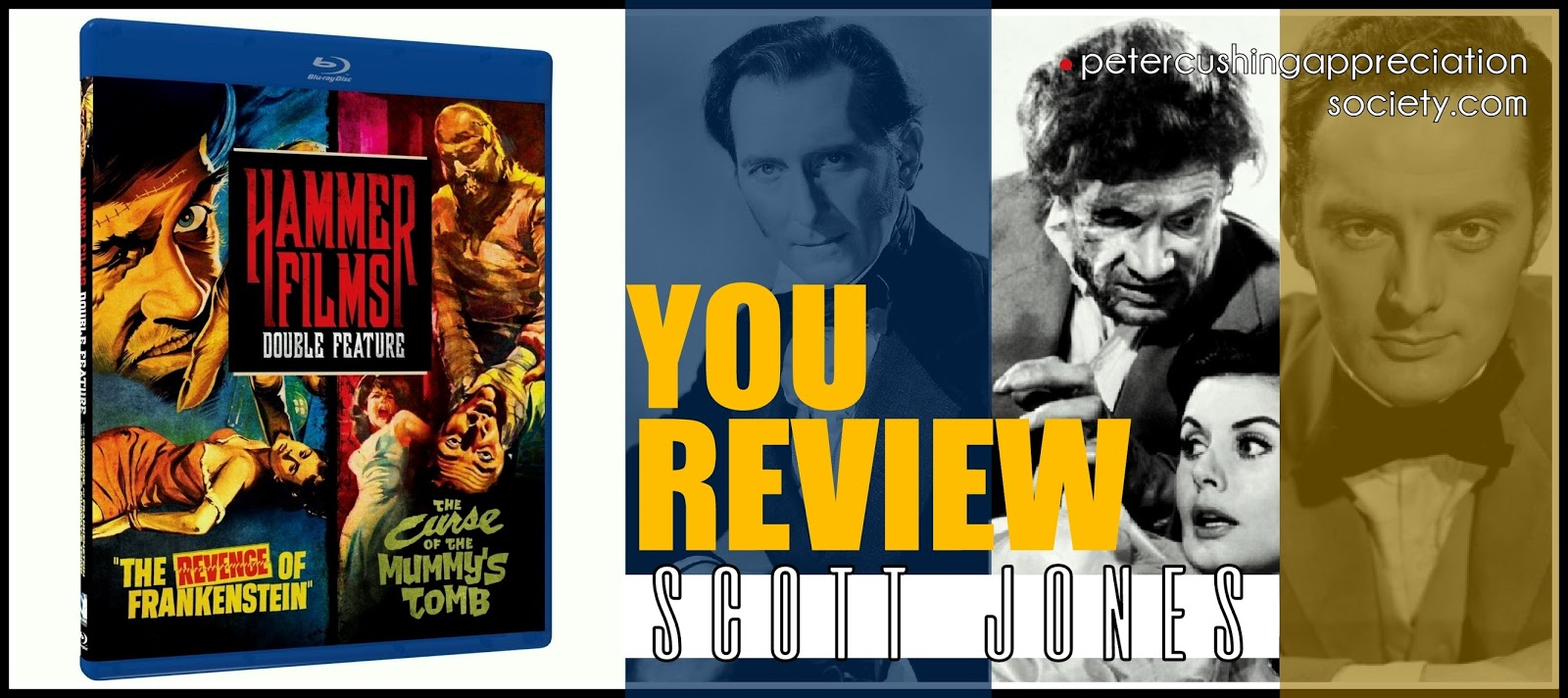 YOU REVIEW BLU RAY RELEASES