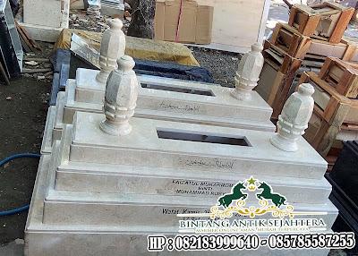 Makam Masyayikh Marmer | Jenis Makam Marmer Tulungagung