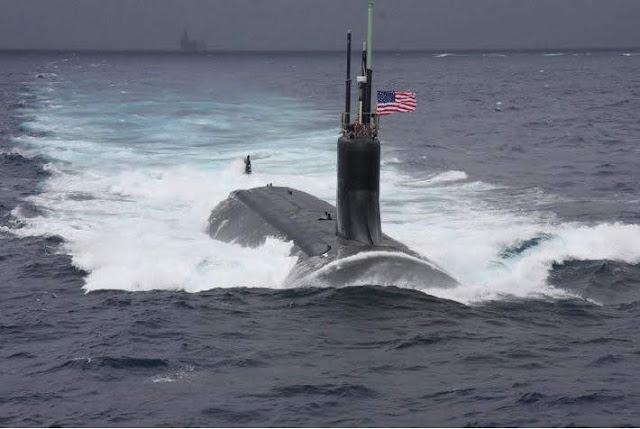 El SSN-22 fue la segunda unidad de la clase Seawolf. Esta clase fue víctima del final de la Guerra Fría y se canceló en favor de los más económicos Virgina. Foto - US Navy