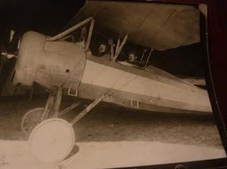 aviateur autrefois