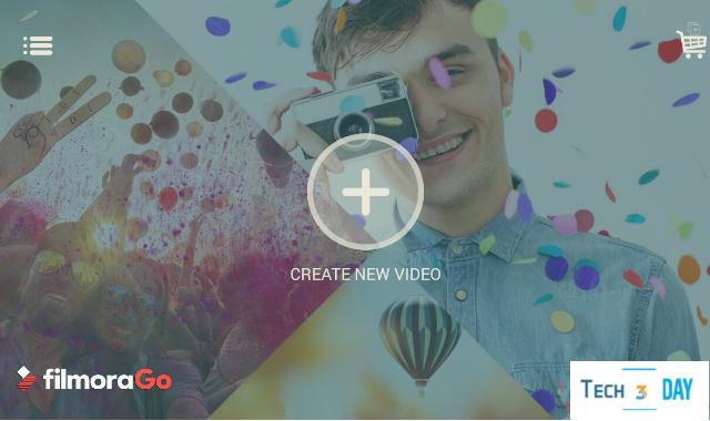 FilmoraGo PRO  أفضل تطبيق مفتوح بجميع مميزاته لتحرير الفيديو على هاتفك الذكي