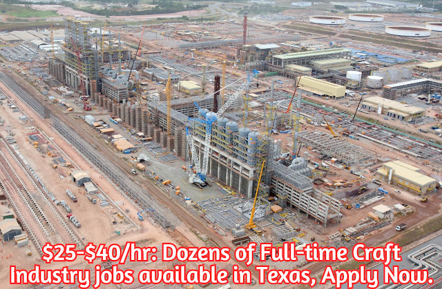 $25-$40/hr: Dozens of Full-time Craft Industry jobs available in Texas, Apply Now.