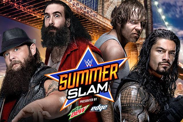 WWE SummerSlam 2017 Rumors