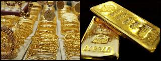 سعر الذهب وليرة الذهب ونصف الليرة والربع في تركيا اليوم الثلاثاء 20/10/2020